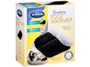 Dr. Scholl's Soothing Foot Warmer - Black