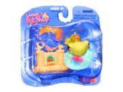Littlest Pet Shop Turtle with Sand Castle Single Pack - Target Exclusive