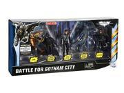 Batman The Dark Knight Rises Battle for Gotham City Figure Set 9SIAD2459Z4850