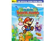 Nintendo Super Paper Mario Wii Official Video Game Guide