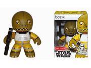 Star Wars Mighty Muggs Bossk Vinyl Figure 9SIAD2459Y5423