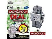 Monopoly Deal with Exclusive Robot Token
