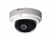 ACTi KCM-3311 4M Indoor Dome Camera with D/N,Advanced WDR, SLLS, 3.6x Zoom Lens