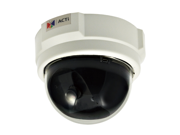 ACTi D51 1MP Indoor Dome with Fixed Lens