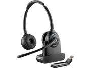 Plantronics Savi W420 Binaural Over-the-Head USB Wireless Headset with Mic (Standard) (84008-03)