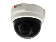ACTi E54 5MP Indoor Dome Camera with D/N, IR, Basic WDR, Fixed Lens