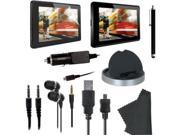 DreamGear ISOUND-3402 Essential Kit For Kindle Fire (5Pc)