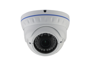 2 MP Megapixel 720P HD Indoor Infrared Night Vision 30M with 2.8-12mm IP Dome Network Security Surveillance CCTV Camera