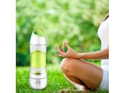 Beauty Moisturizing Water Sports Cup Spray Lighting with Cup Outdoor Cycling Portable Cup-Light green 9SIA1ZZ6447594
