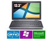 Dell Latitude E6320 Laptop Intel Core i5 Dual Core 2.4GHz Processor 4GB Memory 320GB Hard Drive Genuine Windows 10 Home