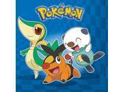 Pokemon Lunch Napkins (16 Pack)