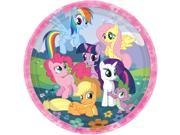 """My Little Pony Plates, 9"""""""" (8 Pack) - Party Supplies"""" 9SIA0BS0PC3978"""
