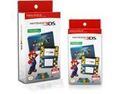 3DS Super Mario Protector and Skin Set Bundle By Hori