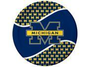 Michigan Wolverines - Dinner Plates - paper 9SIA0192085656