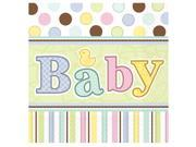Tiny Bundle Lunch Napkins - paper
