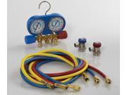 Brass R134a Manifold Gauge set 9SIA75X3EU2384