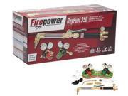 Firepower 0384-2682 Heavy Duty Gas Welding Kit 350 Series