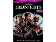 The Man With the Iron Fists  DVD Unrated 9SIAA763XA3324