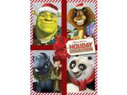 Dreamworks Holiday Collection DVD 9SIA17P3UB1171