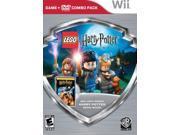 LEGO Harry Potter Years 1-4 Nintendo Wii Video Game Bonus DVD Harry Potter...