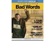 Bad Words (Blu-ray + DVD + DIGITAL HD with UltraViolet) 9SIA0ZX4426794