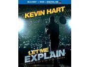 Kevin Hart: Let Me Explain Blu-ray/DVD 9SIAA763US4008