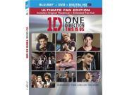 One Direction: This is Us Blu-Ray/DVD Combo Pack 9SIAA763UT2877