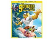The Spongebob Movie Sponge Out of Water Blu-Ray 9SIA20S56B4239