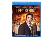 Left Behind Blu-Ray/DVD Combo Nicolas Cage 9SIA20S5512992