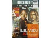 Lila & Eve / Miss Meadows / Fort Bliss / Heatstrroke DVD 9SIA20S5RJ8150