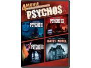 4-Movie Midnight Marathon Pack: Psychos DVD Anthony Perkins, Bud Cort 9SIA20S6DW3252