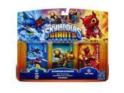 Skylanders Giants-Pack - Scorpion Striker, Zap, Hot Dog (Wii/PS3/Xbox 360/3DS/Wii U) 9SIA20S6EC4787