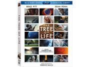 The Tree of Life Blu-ray/DVD Combo Brad Pitt, Sean Penn 9SIA20S6JR1100
