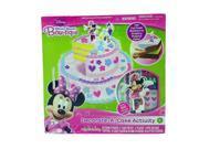 EZ Mosaics Decorate-A-Cake Activity - Minnie Mouse Bow-tique 9SIA20S6MG9204