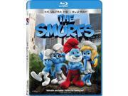The Smurfs 4K Ultra HD/Blu-Ray Hank Azaria, Neil Harris 9SIA20S6V14528