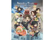 Attack on Titan: Junior High: The Complete Series (Blu-Ray/DVD) Combo 9SIA20S6YD3036