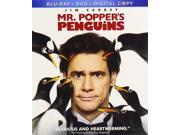 Mr. Popper's Penguins (Blu-Ray/DVD) Combo Jim Carrey, Carla Gugino 9SIA20S6YD3007
