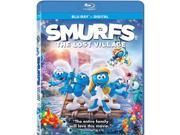 Smurfs: The Lost Village Blu-Ray 9SIA20S70Y3737