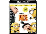 Despicable Me 3 Blu-Ray 4K Ultra HD Special Edition Steve Carell 9SIA20S7714737