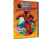 Where on Earth is Carmen Sandiego? DVD The Complete Series 9SIV0W87TA2066