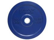 VTX 35lb Solid Rubber Colored Bumper/Training Plate