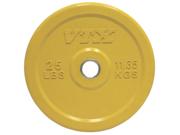 VTX 25lb Solid Rubber Colored Bumper/Training Plate