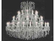 CHANDELIER CRYSTAL CHANDELIERS LIGHTING 52X46