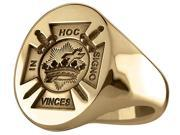 customizable personalized Yellow gold 14k lady men college ring new