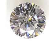 ROUND BRILLIANT 2.51 carat diamond D VVS1 new