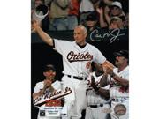 Cal Ripken Jr. 2632 Vertical 16X20 Photo w/ Text Overlay