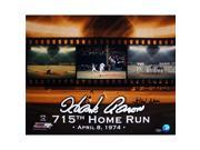 Hank Aaron 715 Collage 16x20 Photo