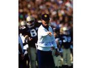 "Lou Holtz Pointing with White Sweater Ken Regan 16x20 Photograph w/ ""1990"""