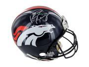 Peyton Manning Signed Denver Broncos Authentic Helmet 9SIA2211284042