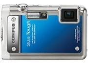 Olympus Stylus Tough 227780 8010 14 Megapixels Digital Camera - 5x Optical/5x Digital Zoom - 2.7-inch Display - Blue
